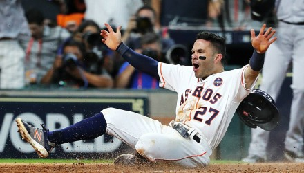 José Altuve Houston