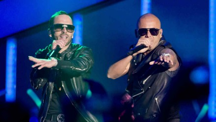 wisin yandel concierto gettyimages 0
