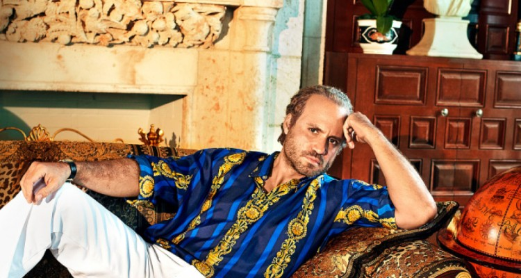 The cast of American Crime Story: The Versace Murder photographed exclusively for Entertainment Weekly on May 18th, 2017 in Miami, Florida by Alexei Hay.  Edgar Ramirez as Gianni Versace
