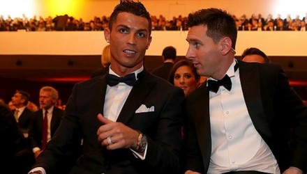 Cristiano y Messi juntos de civil 700x350